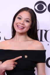 Eva Noblezada – Tony Awards Nominees Photocall in New York 05/03/2017