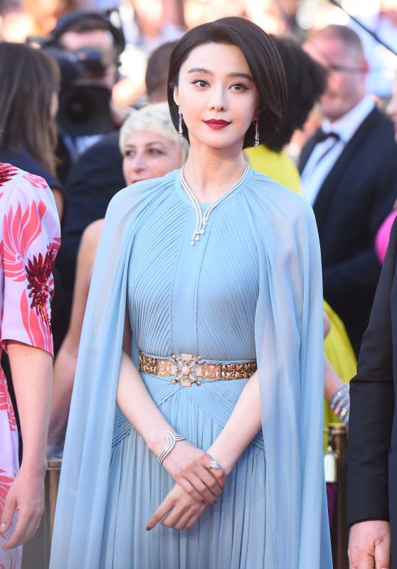 Fan Bingbing – 70th Cannes Film Festival Opening Ceremony 05/17/2017