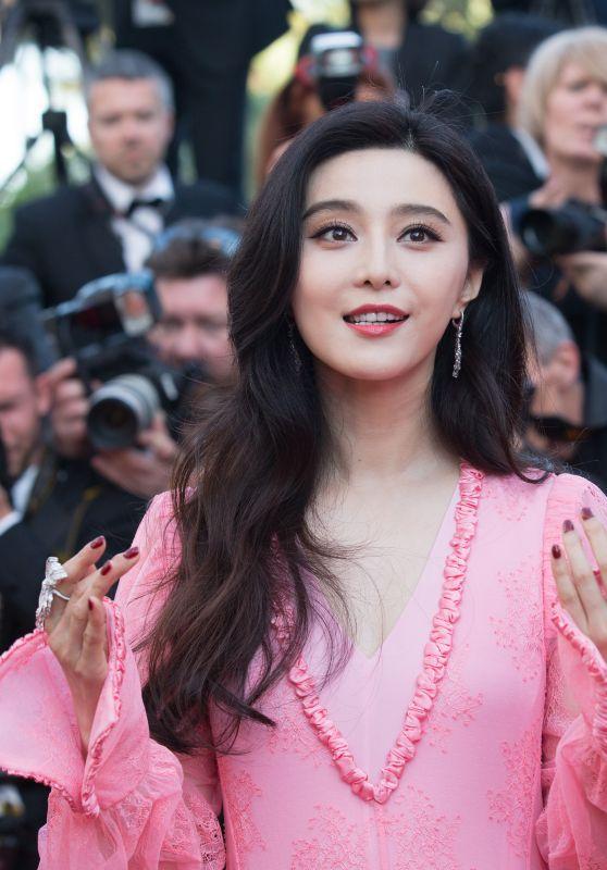 Fan Bingbing - Anniversary Soiree at 70th Cannes Film Festival 05/23/2017