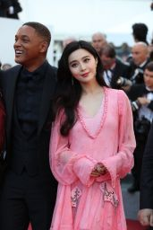 Fan Bingbing - Anniversary Soiree at 70th Cannes Film Festival 05/23/2017