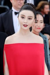 "Fan Bingbing – ""The Beguiled"" Premiere at Cannes Film Festival 05/24/2017"