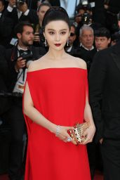 """Fan Bingbing – """"The Beguiled"""" Premiere at Cannes Film Festival 05/24/2017"""