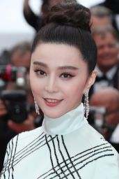 "Fan Bingbing - ""The Double Lover"" Premiere at Cannes Film Festival 05/26/2017"
