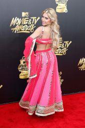 Farrah Abraham – MTV Movie and TV Awards in Los Angeles 05/07/2017