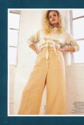 Frederikke Sofie - Vogue UK May 2017 Issue