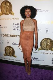 Gabrielle Dennis – Women's Choice Awards in Los Angeles 05/17/2017