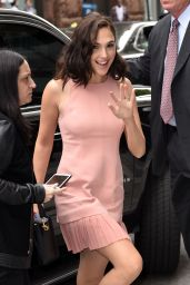 Gal Gadot at ABC in New York City 05/23/2017