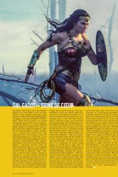Gal Gadot - Cinema Teaser Magazine May 2017 Issue