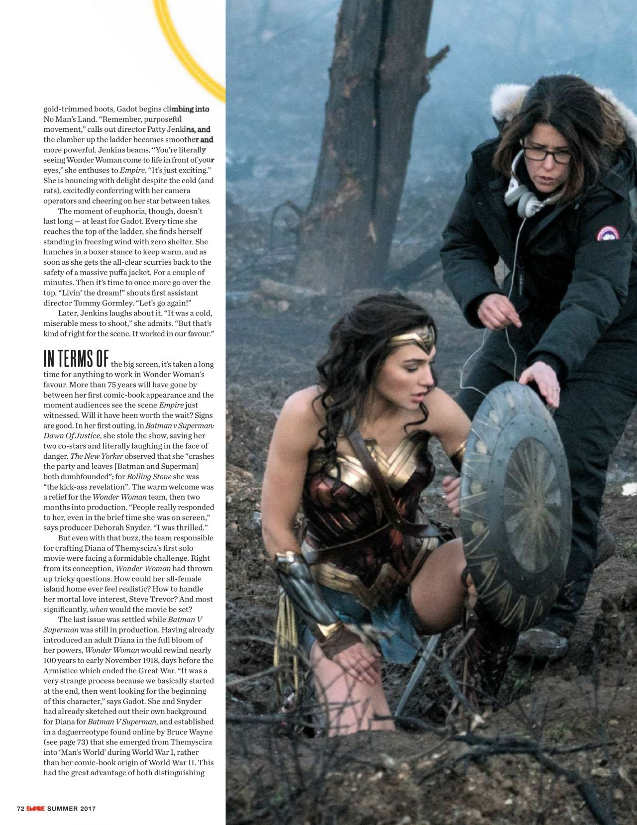 Forum on this topic: April oneil close up solo show, gal-gadot-empire-magazine-uk-april-2019/