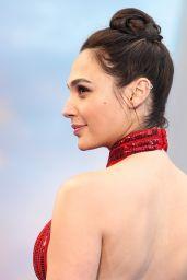 """Gal Gadot on Red Carpet – """"Wonder Woman"""" Movie Premiere in Los Angeles 05/25/2017"""