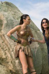 Gal Gadot - Wonder Woman Pics and Posters 05/23/2017