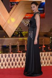 """Gal Gadot - """"Wonder Woman"""" Premiere in Mexico City 05/27/2017"""