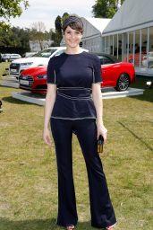 Gemma Arterton – Audi Polo Challenge at Ascot, UK 05/06/2017