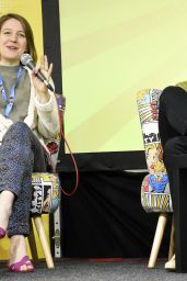 Gemma Whelan at German Comic Con, Munich 05/27/2017