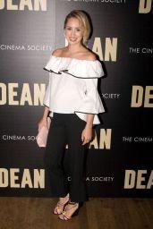 "Genevieve Barker - ""Dean"" Movie Screening in New York 05/15/2017"