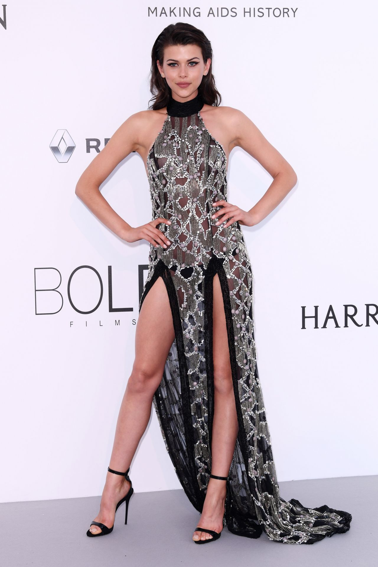 Georgia Fowler - Harpers Bazaar ICONS Party in New York