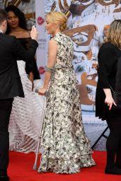 Gillian Anderson – BAFTA TV Awards in London 05/14/2017