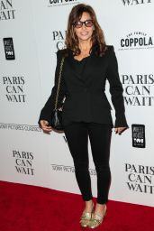 "Gina Gershon on Red Carpet - ""Paris Can Wait"" Premiere in LA 05/11/2017"