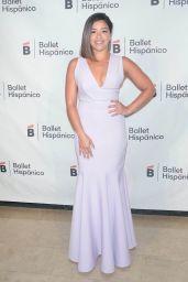 Gina Rodriguez on Red Carpet - Ballet Hispanico Carnaval Gala 05/15/2017
