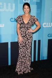 Gina Rodriguez – The CW Network's Upfront in New York City 05/18/2017