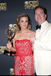 Gina Tognoni – Daytime Emmy Awards in Los Angeles 04/30/2017