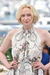 """Gwendoline Christie at """"Top of the Lake: China Girl"""" Photocall – 70th Cannes Film Festival"""