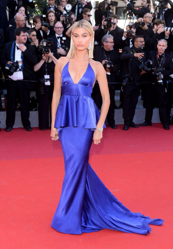 Hailey Baldwin – 70th Cannes Film Festival Opening Ceremony 05/17/2017
