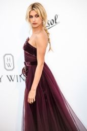 Hailey Baldwin – AmfAR's 24th Cinema Against AIDS Gala – Cannes Film Festival 05/25/2017