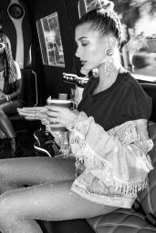 Hailey Baldwin Social Media Pics 05/09/2017