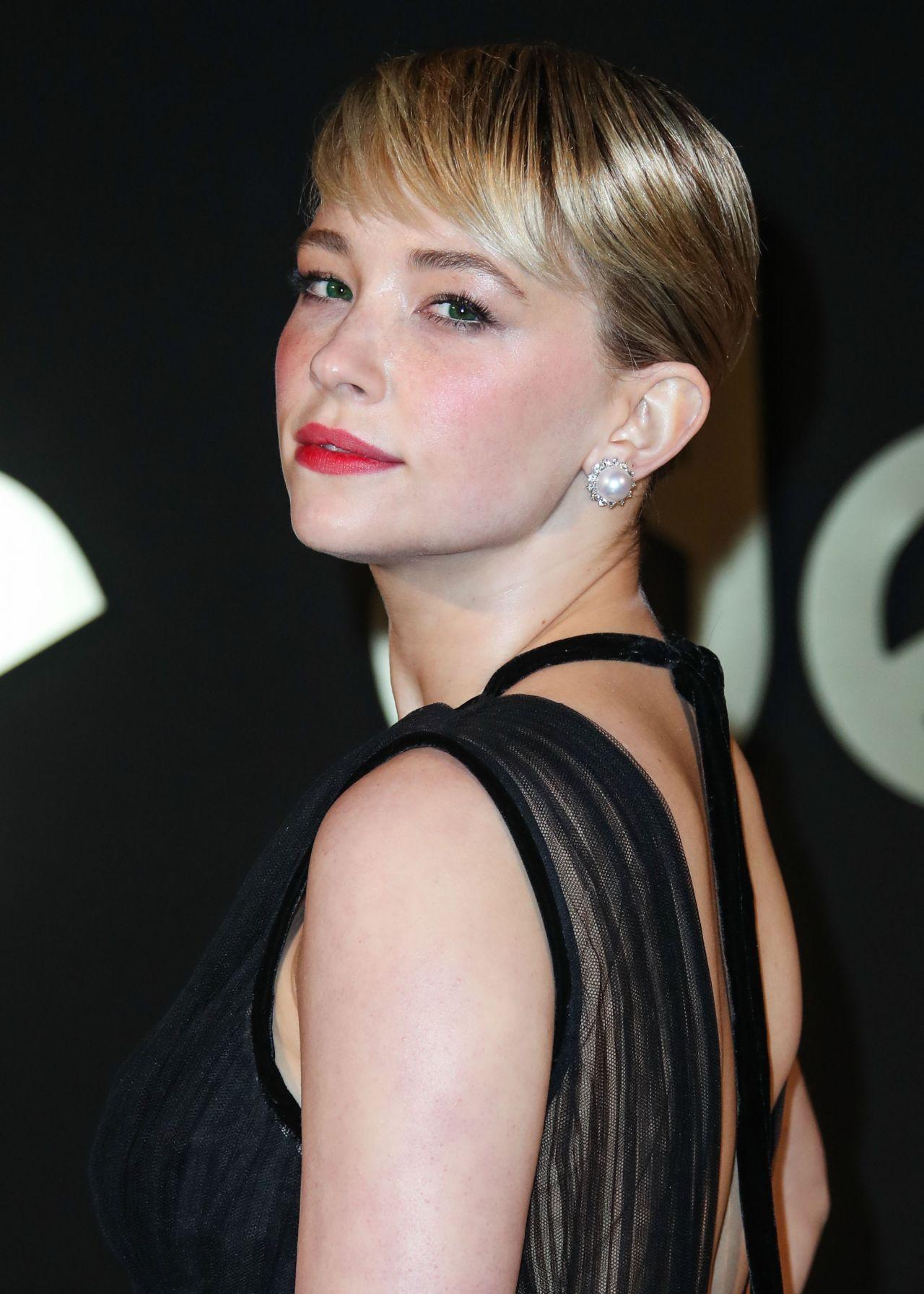 Haley Bennett Quot Panthere De Cartier Quot Watch Launch In La