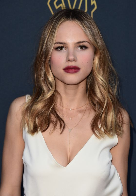 Halston Sage - Twentieth Century Fox Television Los Angeles Screening Gala 05/25/2017