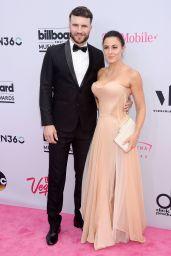 Hannah Lee Fowler and Sam Hunt – Billboard Music Awards in Las Vegas 05/21/2017
