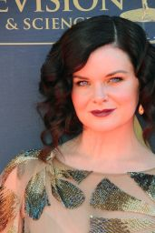 Heather Tom – Daytime Emmy Awards in Los Angeles 04/30/2017