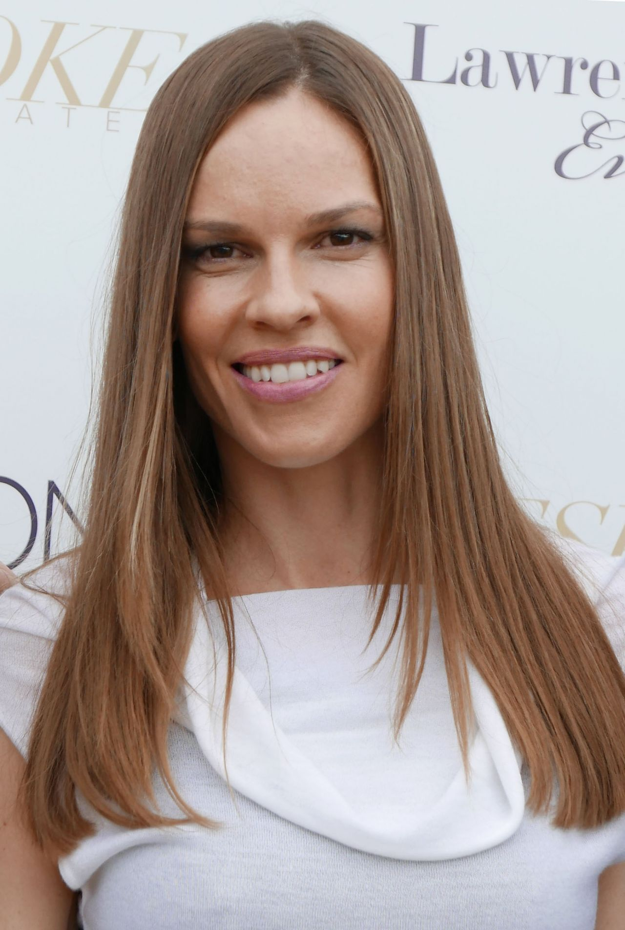 Hilary Swank & Mar...