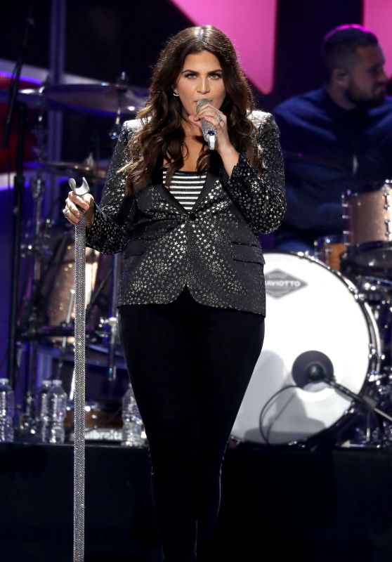 Hillary Scott Performs at iHeartCountry Music Festival in Austin 05/06/2017