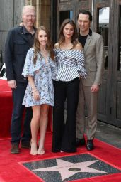 Holly Taylor - Keri Russell Honored With Star on The Hollywood Walk of Fame in LA 05/30/2017