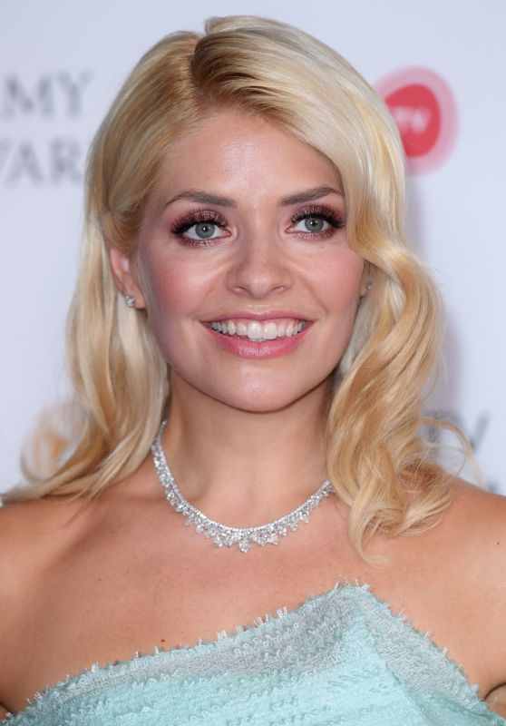 Holly Willoughby – BAFTA TV Awards in London 05/14/2017