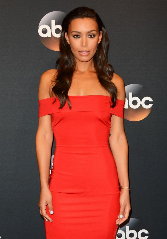 Ilfenesh Hadera - ABC Upfront Presentation in New York 05/16/2017