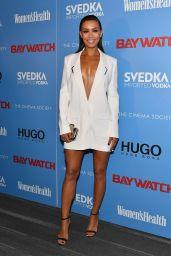 Ilfenesh Hadera - The Cinema Society Screening of Baywatch in New York 05/22/2017