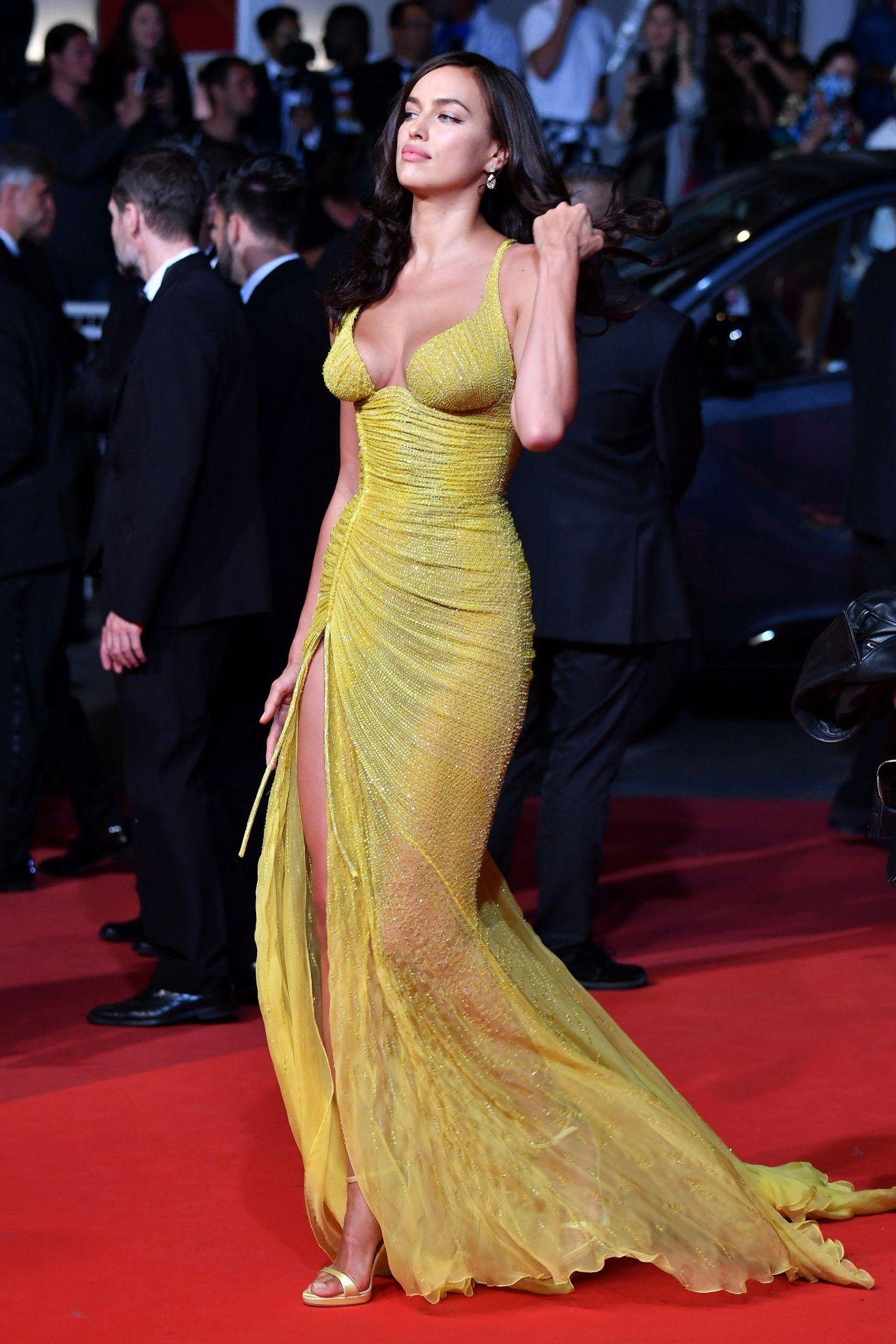 Irina Shayk Quot Hikari Quot Premiere At Cannes Film Festival 05