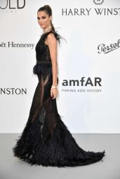 Iris Mittenaere - amfAR Gala at Hotel du Cap-Eden-Roc in Cap d