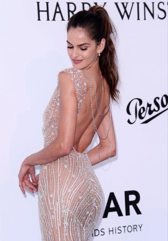 Izabel Goulart - AmfAR's 24th Cinema Against AIDS Gala – Cannes Film Festival 05/25/2017