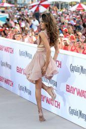"Izabel Goulart – ""Baywatch"" Premiere in Miami, FL 05/13/2017"