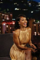 Jada Pinkett Smith at Jimmy Kimmel Live 05/25/2017