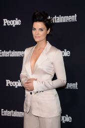 Jaimie Alexander – EW and PEOPLE Upfronts Party in NYC 05/15/2017