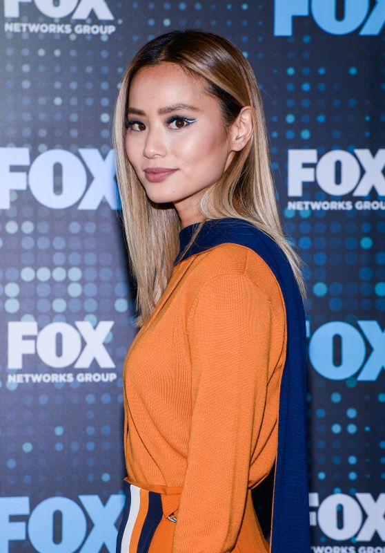 Jamie Chung - FOX Upfront at Wollman Rink in New York City 05/15/2017