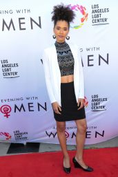 "Jasmin Savoy Brown – LGBT Center's ""An Evening With Women"" in LA 05/13/2017"