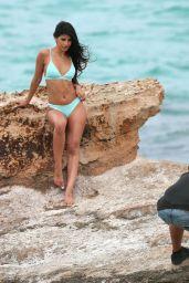 Jasmin Walia - Bikini Photoshoot in Ibiza 05/29/2017