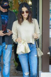 Jenna Dewan and Channing Tatum Have Breakfast Together at Sweet Butter in Sherman Oaks 05/31/2017