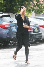 Jenna Dewan - Going to Yoga Studio in LA 05/07/2017